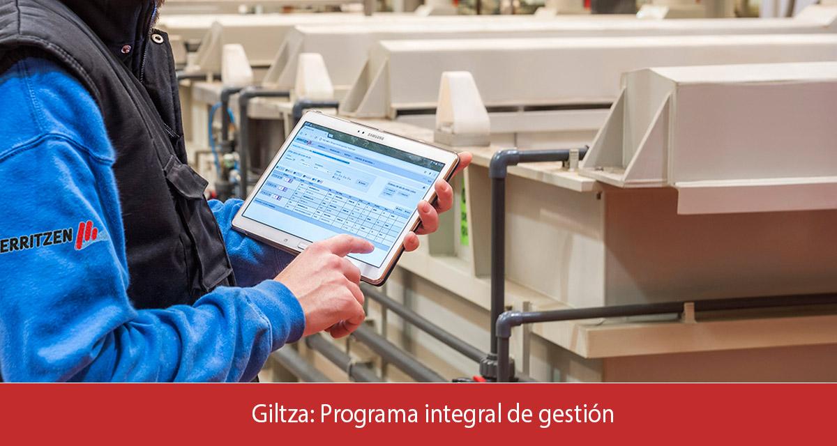 Giltza programa integral de gestión