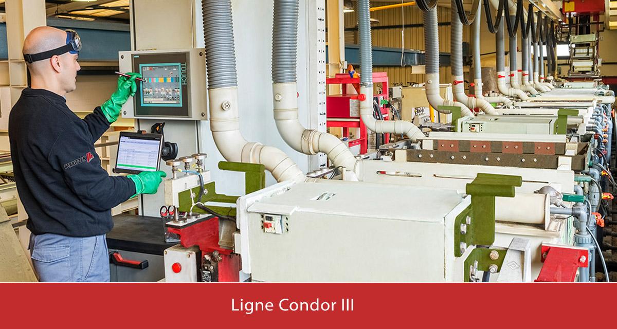 Linea Condor III