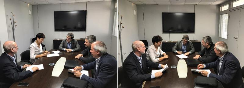 reuniones Berritxen y colaboradores